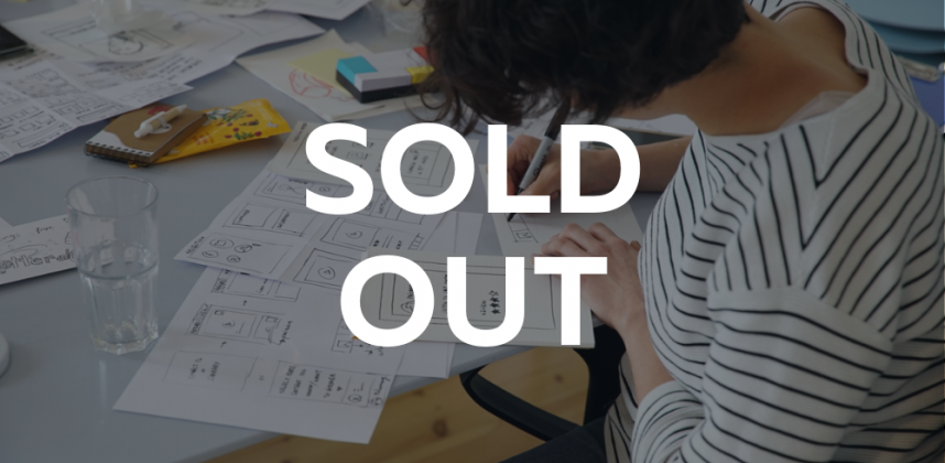 Design Thinking Bootcamp | May 16th 2019 [SOLD OUT]